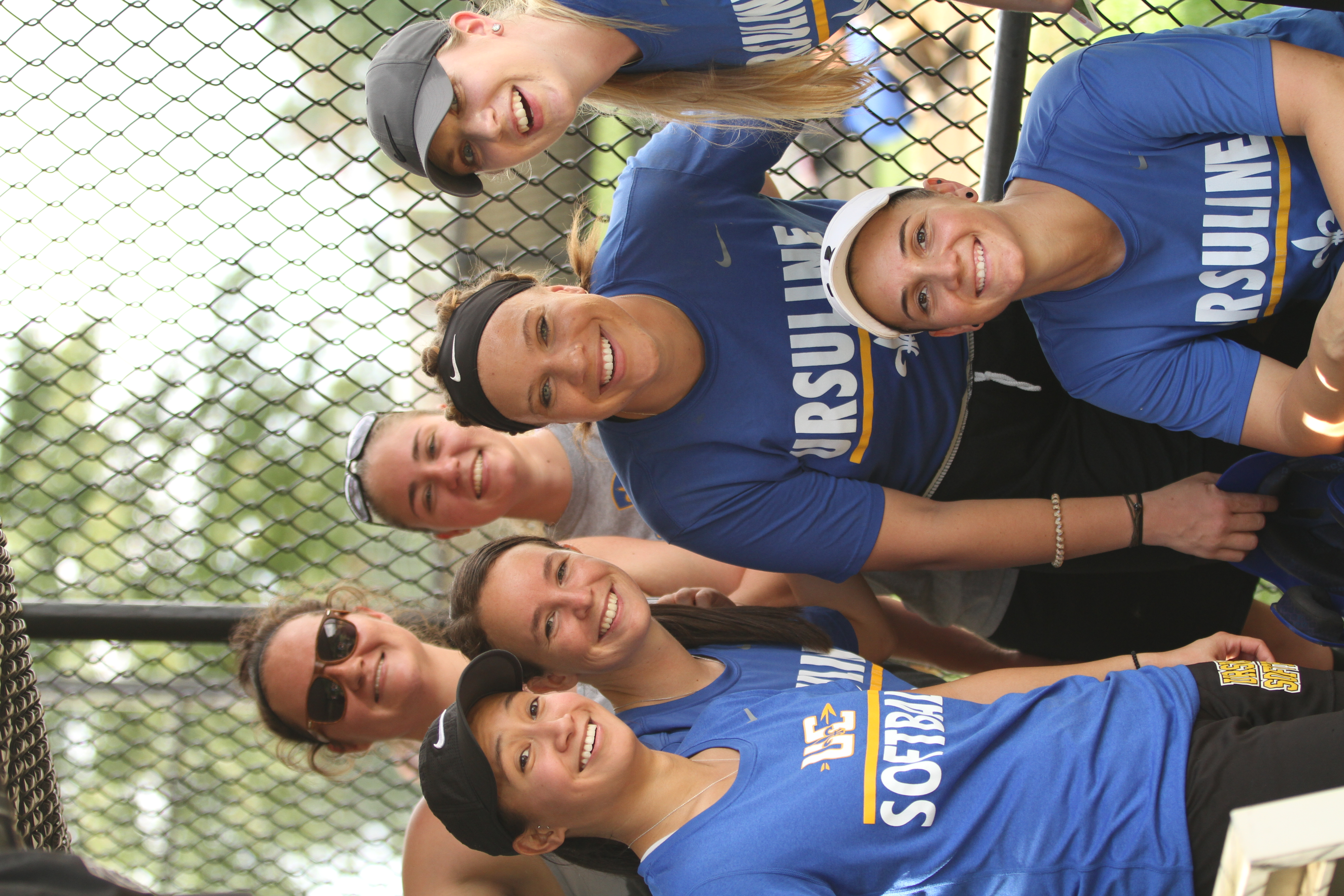Alumnae Softball Players