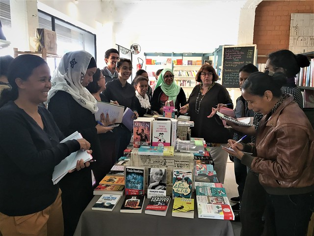 Librairies de Madagascar