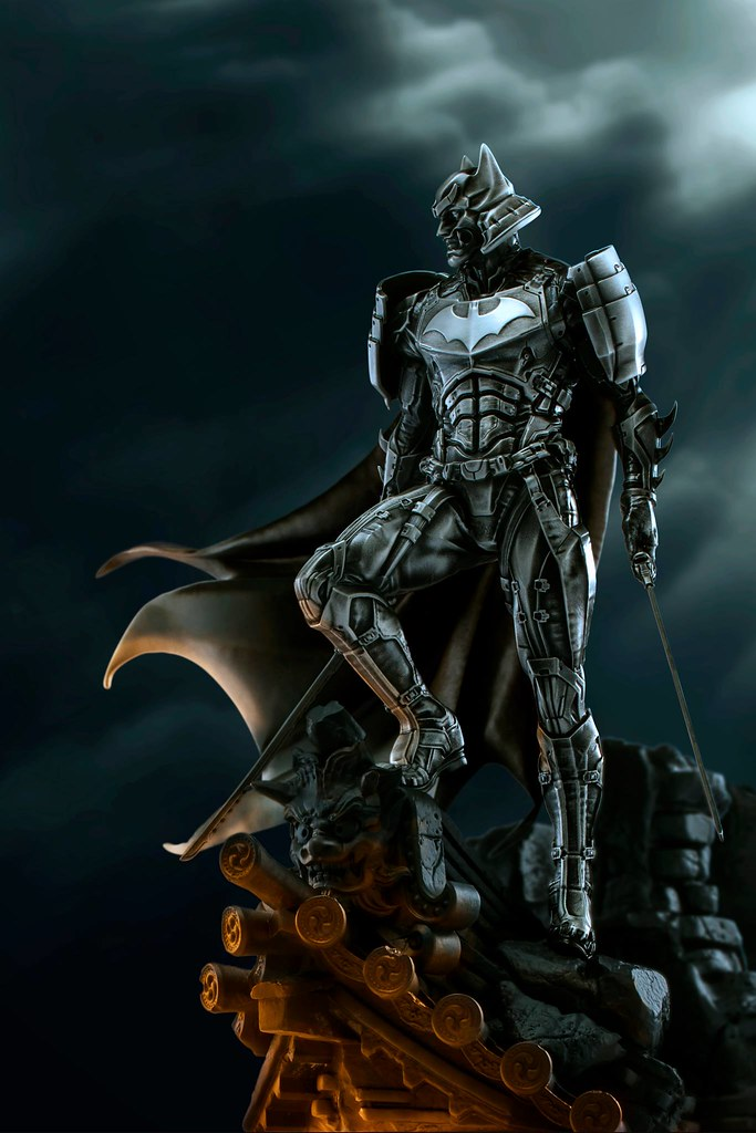 Batman - Samurai Series - Limited Edition 300 Pieces Worldwide
