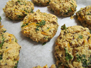 Veggie Quinoa Drop Biscuits