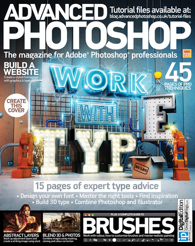 Advanced Photoshop 2014 120 March