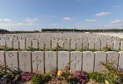 Duisans Cemetery near Arras