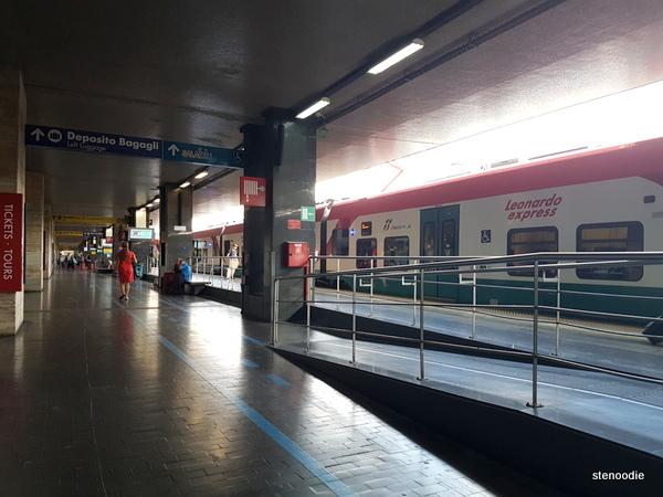 Tremini station