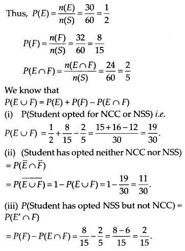 NCERT Solutions for Class 11 Maths Chapter 16 Probability 8