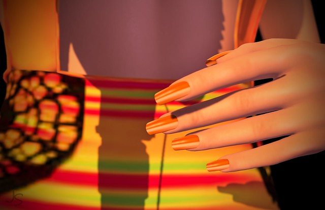 Pantone AW18 Fancy Nails