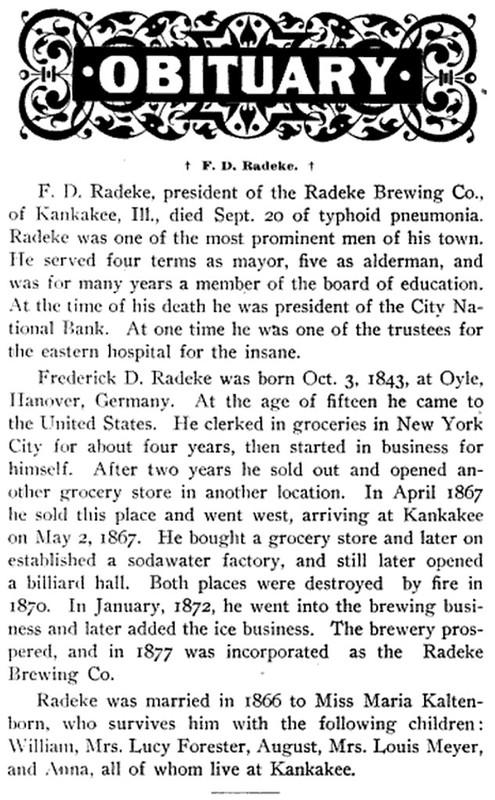 Radeke-obit