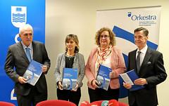 09/10/2018 - Rueda de prensa de presentación del Informe de Competitividad del País Vasco 2018
