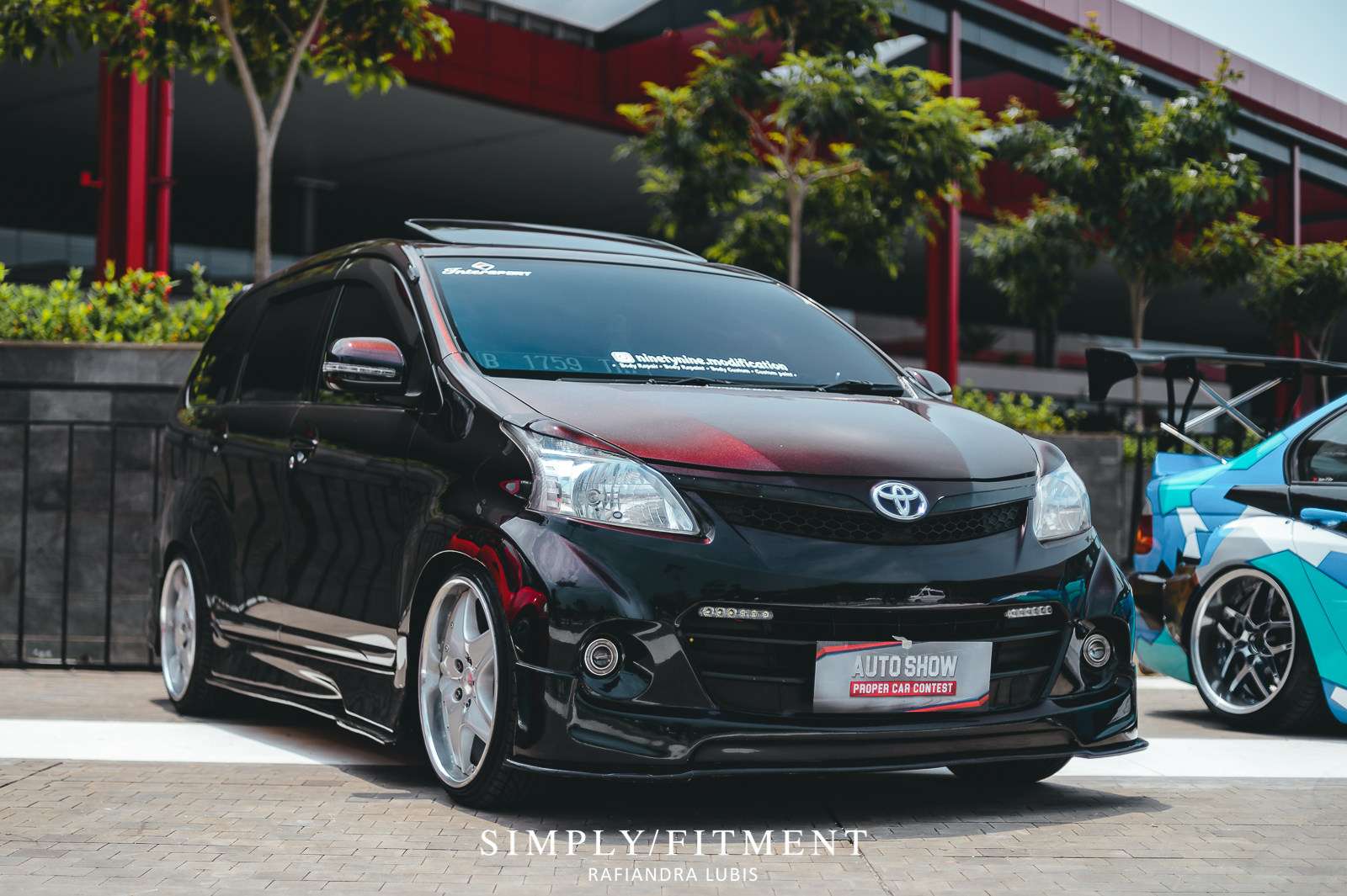 INTERSPORT AUTOSHOW PROPER CAR CONTEST TANGERANG 2018