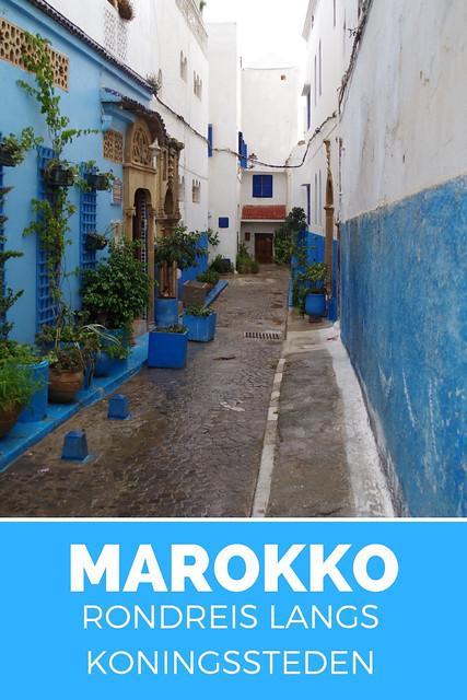 Rondreis langs de Koningssteden in Marokko, bekijk alle tips over Rabat, Fez, Meknes en Marrakech | Mooistestedentrips.nl