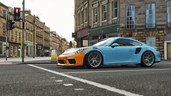 911 GT3 Speedster Design
