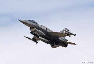 Sily Powietrzne General Dynamics F-16C Fighting Falcon Block 52+ 4050, 6th Sqn, TLP 2018-3, Albacete AFB/LEAB