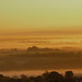 misty over Cheshire