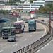 LIM485 A1/A3 Motorway Bridges over the Limmat River, Wettingen - Neuenhof, Canton of Aargau, Switzerland by jag9889