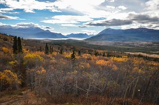 Caribou Mountain, Yukon Territory