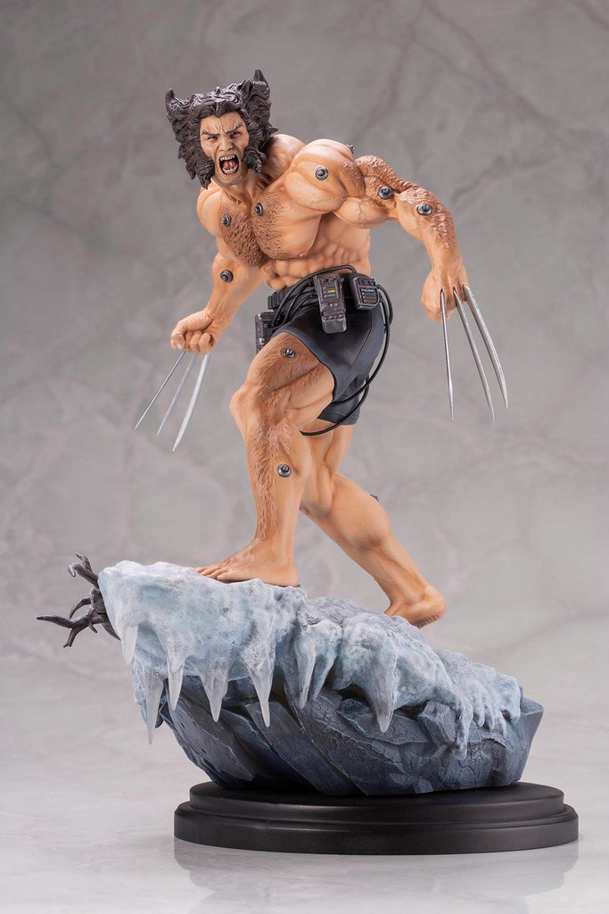 壽屋 Fine Art Statue 系列 Marvel Universe【Weapon X】1/6 比例全身雕像作品
