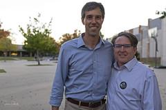 Beto and I