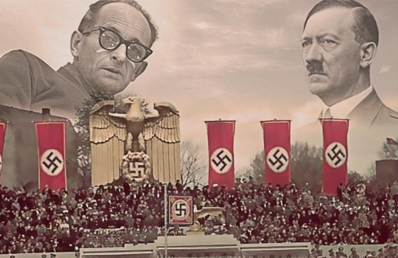 O Brasil de hoje e a banalidade do mal. Por Bruna Vaz e Eloane Picanço, Nazismo e a banalidade do mal