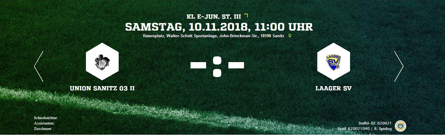20181110 1100 Fußball E