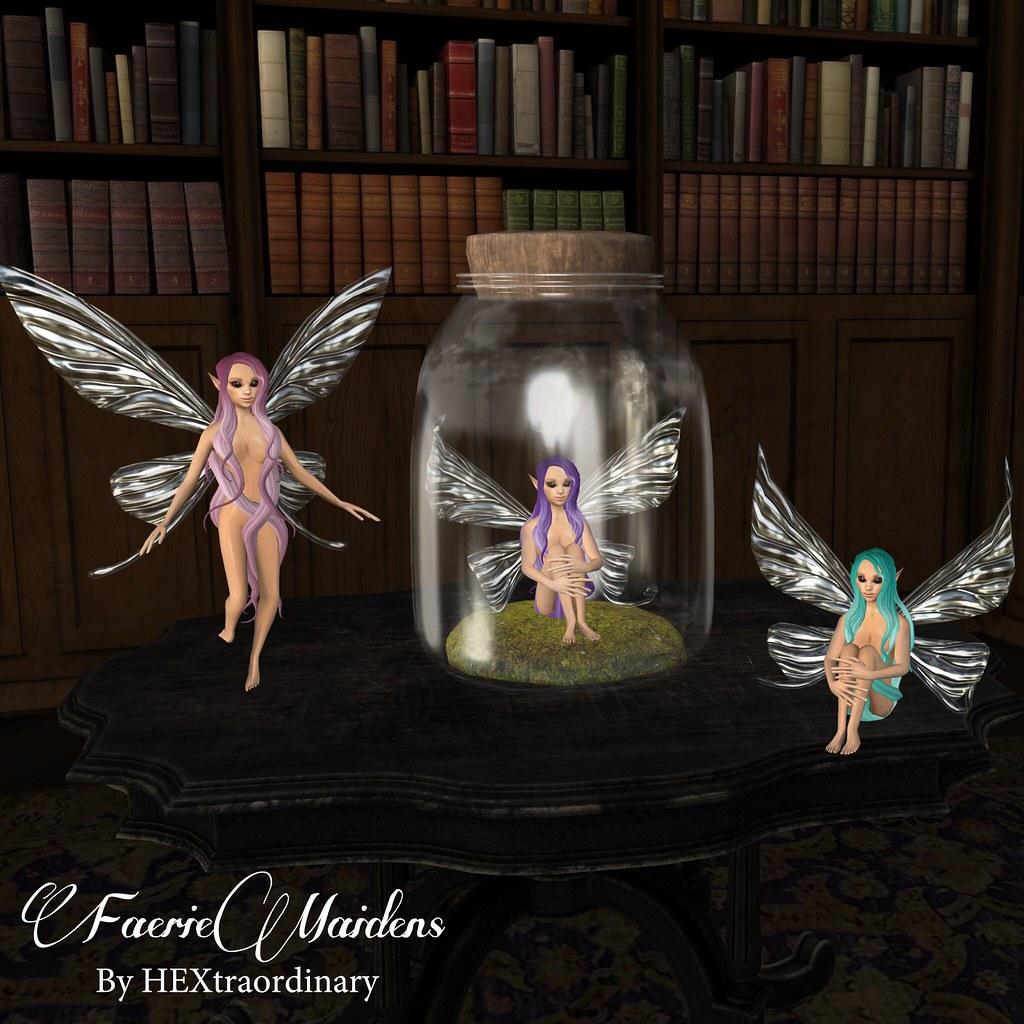 Faerie Maidens! - TeleportHub.com Live!