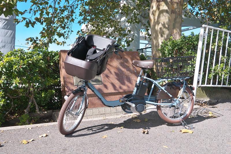 サイクルベースあさひで電動アシスト付き自転車購入