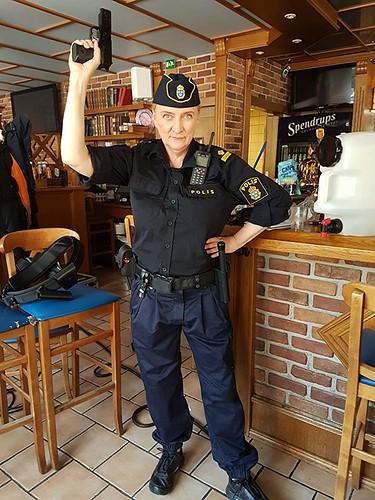 Polischef i Småstaden