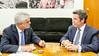 Encontro com Embaixador da Argentina no Brasil