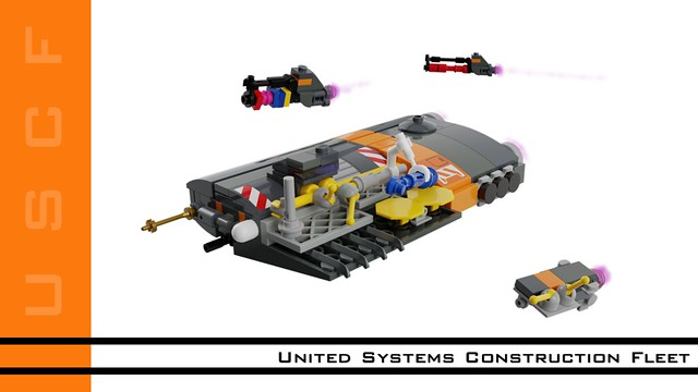 United Systems Construction Fleet