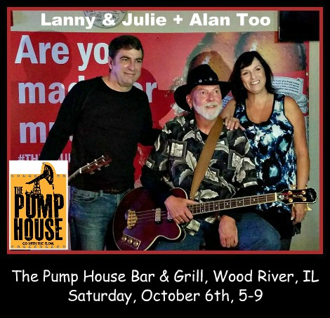 Lanny & Julie + Alan Too 10-6-18
