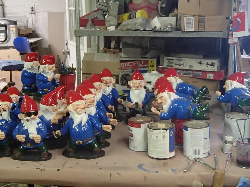 Gnomes in Progress