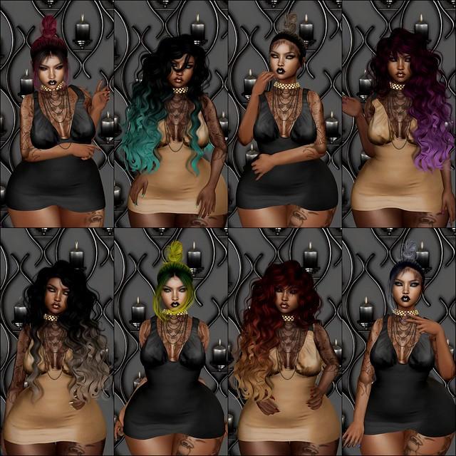 Sintiklia - Hair Fair 2018