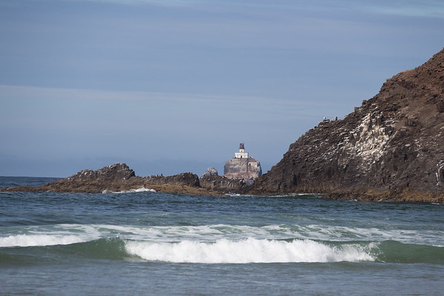 Ecola State Park (and lighthouse)