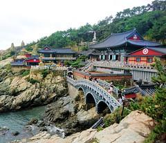 Haedong Yonggung Temple (해동 용궁사 or 海東龍宮寺)