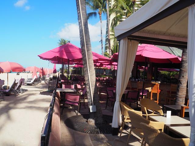 P7078704 サーフラナイ(Surf Lanai) hawaii ハワイ 朝食 ロイヤルハワイアンホテル ひめごと
