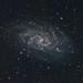 M33 by jnanof