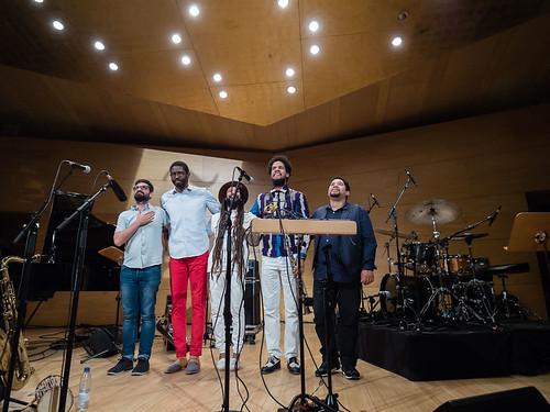 20181006 Ariel Bringuez Quintet
