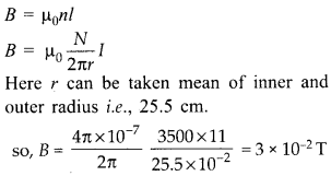 NCERT Solutions for Class 12 Physics Chapter 4 Moving Charges and Magnetism 27