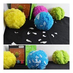 Self Moving Ball Cat Toy