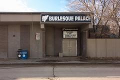 Chalet Burlesque Palace