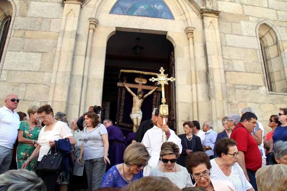 Procesión Santísimo Cristo da Agonía