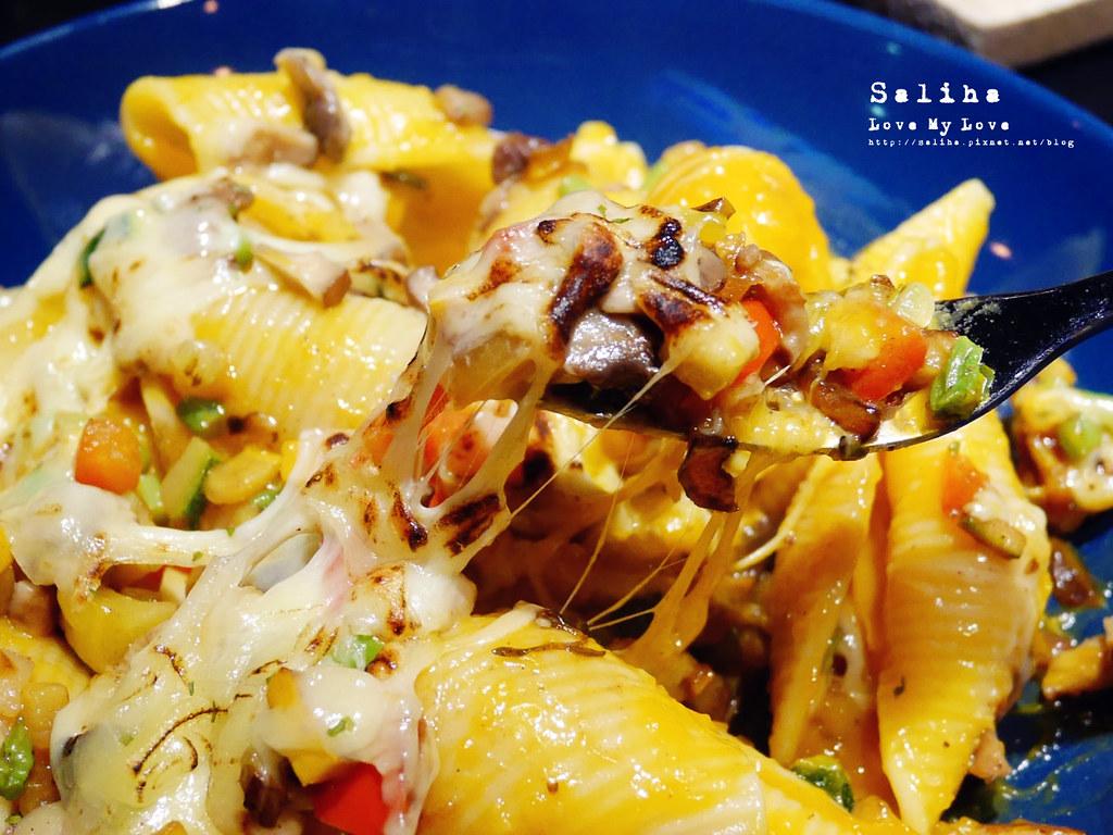 板橋府中捷運站附近好吃素食義大利麵餐廳推薦abv閣樓餐廳 (3)