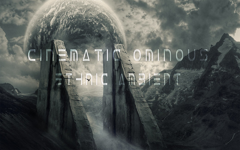 Cinematic Ominous Ethnic Ambient - 1