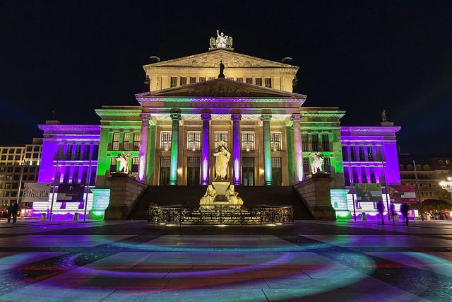 Berlin leuchtet wieder - Konzerthaus am Gendarmenmarkt