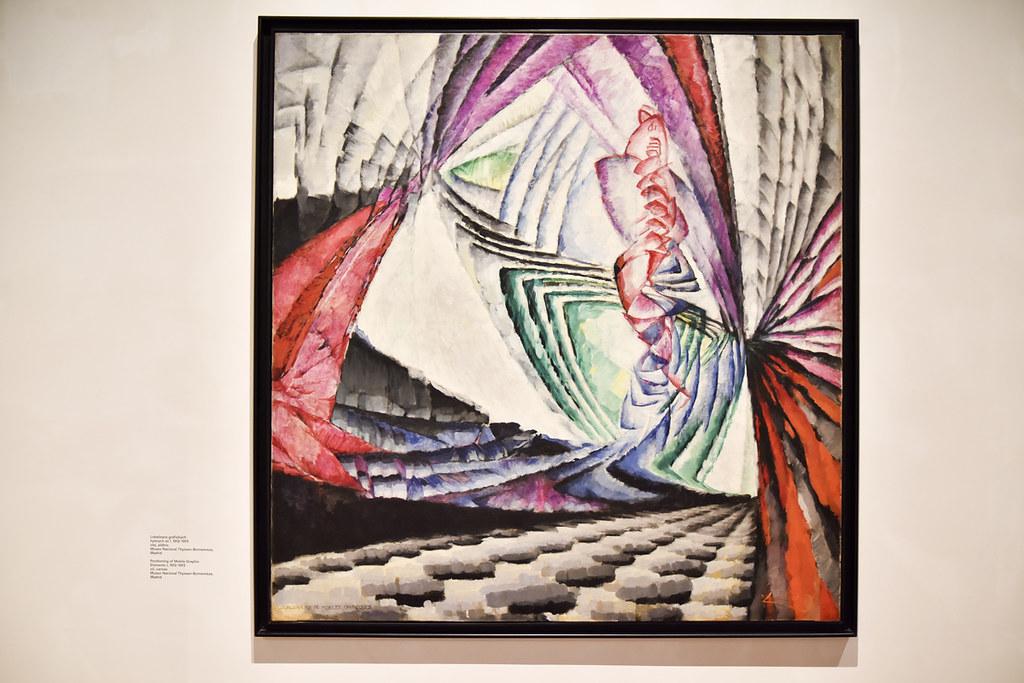 Výstava FRANTIŠEK KUPKA 1871–1957 @ NG, Praha