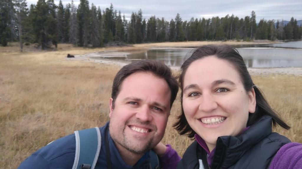 Tontakos en Yellowstone