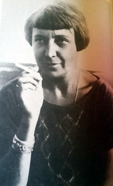 Marina Zwetajewa in Paris 1930
