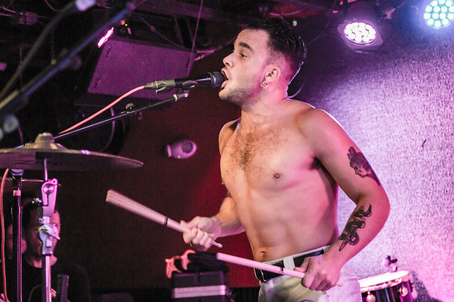 Slaves @ DC9, Washington DC, 09/30/2018