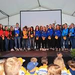 Sandy Rechsteiner und Helen Zuber sind unsere Stars an der Sportlerehrung Uzwil 2018