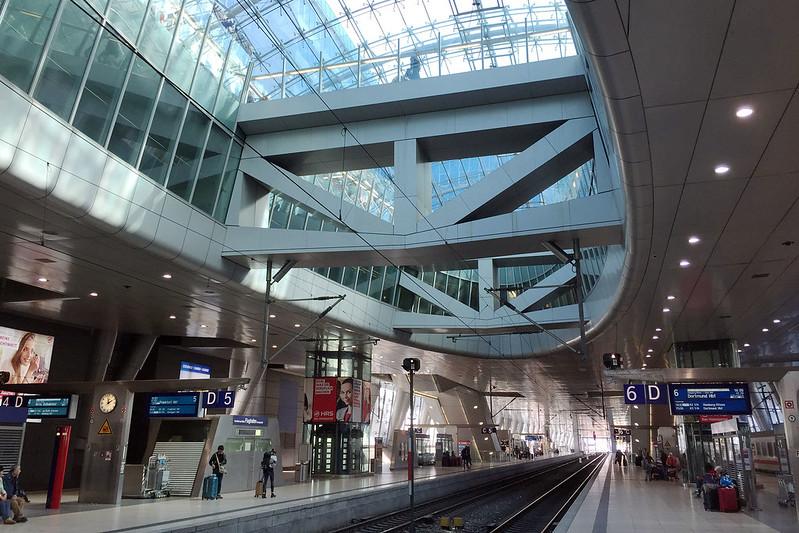 Frankfurt Airport Fernbahnhof