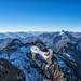 Blick von der Parseierspitze zum Hohen Riffler by stefangruber82