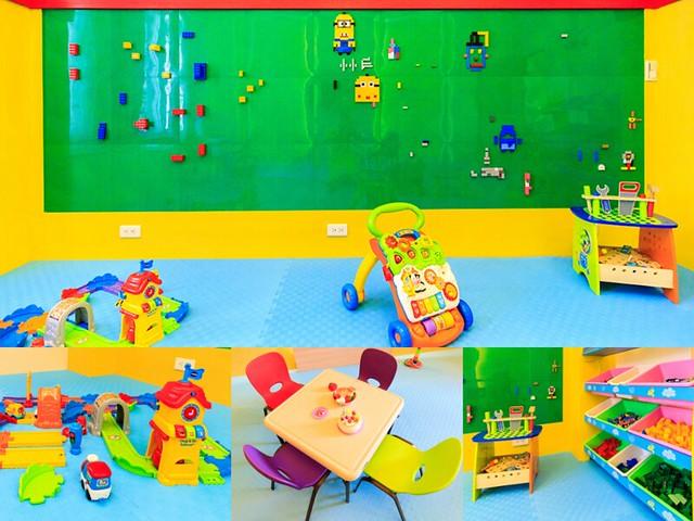 風清雅筑遊戲室